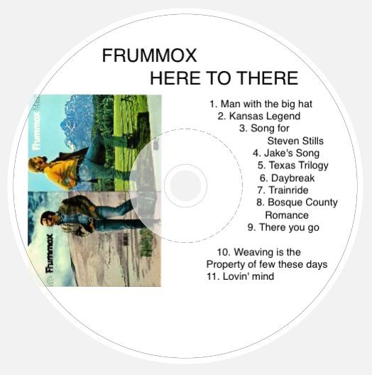 Frummox CD